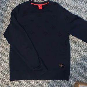 Kyrie Irving Nike Christmas sweatshirt